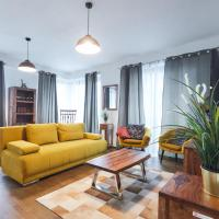 Three Bedroom Apartment Prague