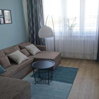 Brand new Prague Tower apartment