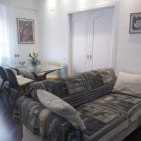 The White Apartment near Trastevere Station