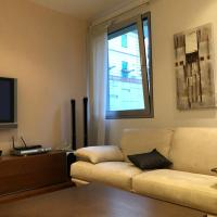 3 bedroom apartment with parking on Korunni Dvur