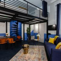 Cosy 2 room Apartment with AC near Louvre Museum