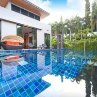 Modern Zen Pool Villa By RentsInPhuket