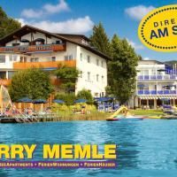 Barry Memle Directly at the Lake, Velden am Wörthersee