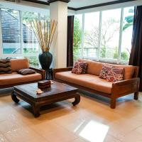 Wonderful, Spacious 2 Bedroom Apartment in Karon