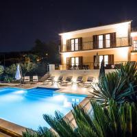 Villas, Split villa Dalmatica for 12