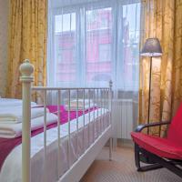 Lux-Apartments метро Парк Культуры