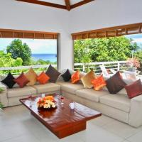 Stunning private pool sea view villa in Kata