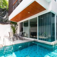 Kamala 35c, 3 bdrm townhouse with private swimmingpool