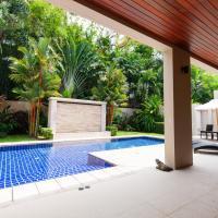 Luxury pool villa at the Residence, Bang tao beach
