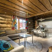 Levikaira Apartments Log Chalets