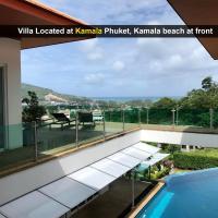 7 bedrooms villa with seaview