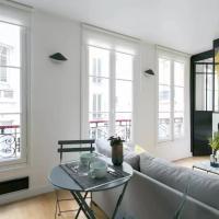 Architect-Design Flat St Germain/Luxembourg