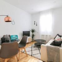 Lovely 2 bed flat near Park El Retiro