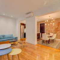 New Luxury Flat Madrid Center