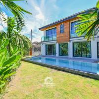 New 3 bdr loft style ‹Lucky› villa