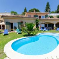 Sant Eloi Villa Sleeps 9 Pool WiFi