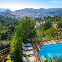 Tossa de Mar Villa Sleeps 9 Pool WiFi