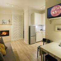 Renovated apartment in Riga center