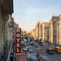 Hotel Richmond Gare du Nord, Paris