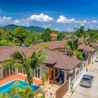 Rawai Private Villas - Pools and Garden