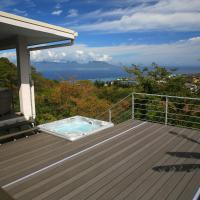 Holiday homes, Ocean view & spa