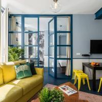 Family Parisian Loft 3 Bedrooms-2 Bathrooms