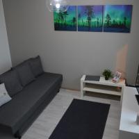 Brand new studio apartment in downtown Rovaniemi