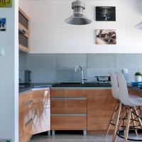 Apartamenty, CHILLIapartamenty - Navigator - MUSTANG