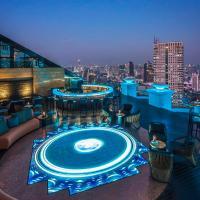 lebua at State Tower (The World's First Vertical Destinati, Bangkok