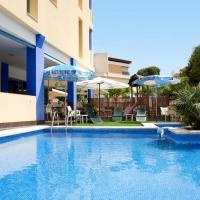 Apartamento climatizado a 100 m de la playa, perfecto para familias