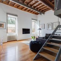 Loft in Trastevere
