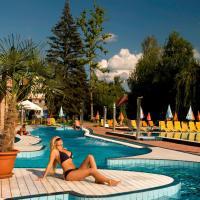 Holiday Beach Budapest Wellness Hotel with Sauna Park