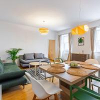 Bright and cozy apartment next to Mariahilferstraße