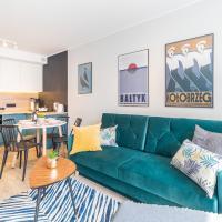 Apartamenty, Apartament KAJA - SurfingBird Kołobrzeg
