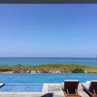 The White Pearl 8BR Modern Beachfront Pool Villa