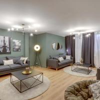 Beautiful and Spacious flat in trendy Oberkampf