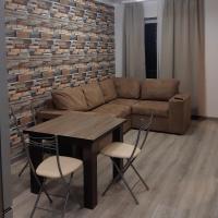 Двухкомнатные апартаменты в ЖК Спутник