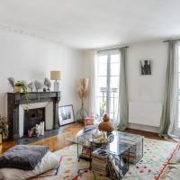 Welkeys - Timbaud Apartment