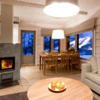 Helmikkäpolku Cottage