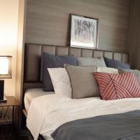 Apartments, Circle Rein 88/104+Bangkok-Asok+2double beds+52m2+4max