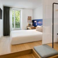 Oh la la ! Hotel Bar Paris Bastille