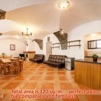Perunika Apartment in Prague