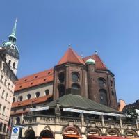 Luxury 85m2 Residence Marienplatz