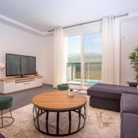 Villas, Villa Marijeta exclusive 5 star villa with 50sqm private pool, 6 bedrooms and playroom
