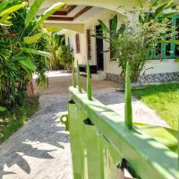 2BR Maryam villa near Tesco & beach.