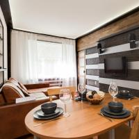 Apartment on Bolshoy Trekhgornyy