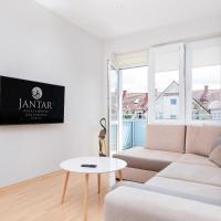 Apartamenty, Jantar Apartamenty - Park Side 2 Arciszewskiego