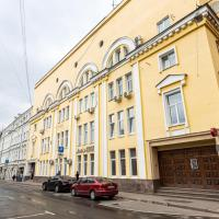 Отель на Малом Каретном 11