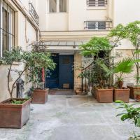 Studio at the heart of Paris, in Marais / Republique district - Welkeys