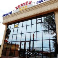 Hotels, Керуен гостиница в Таразе